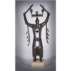 Houser, Alan - Mountain Spirit Dancer (1914-1999)
