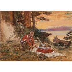Goodwin, Phillip R. - Breakin' Camp (1882-1935)