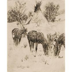 Lot of 2 : Gollings, William (1878-1932)