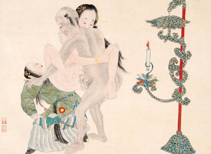 Chinese erotic