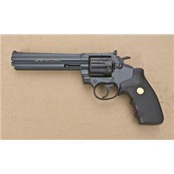 "Colt King Cobra Model DA revolver in unmarked  two piece cardboard box, .357 Magnum cal.,  6"" barrel"