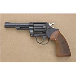 "Colt Viper Model DA revolver, .38 Special  cal., 4"" barrel, blue finish, lightweight  alloy frame, c"