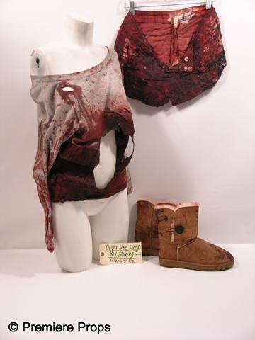 Scream 4 Olivia Morris (Marielle Jaffe) Movie Costumes