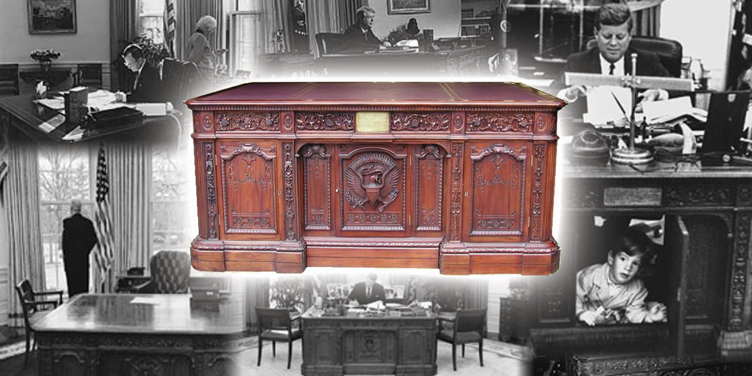 Pleasant White House Resolute Desk Download Free Architecture Designs Itiscsunscenecom