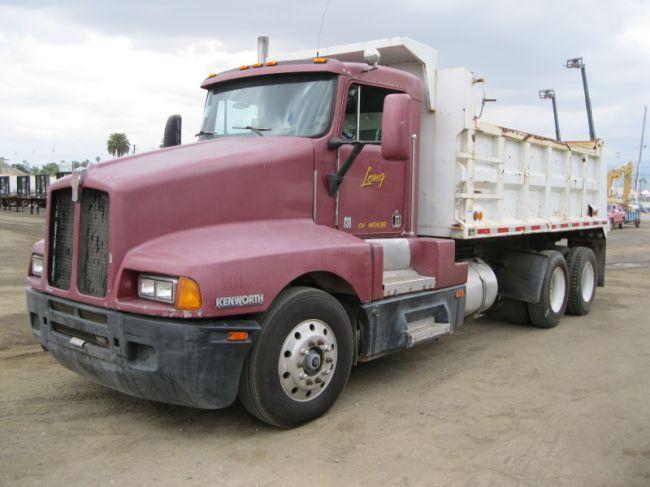 1994 Kenworth T600 T/A Dump Truck