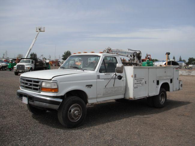 1997 f super duty towing capacity
