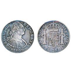 LUXEMBOURG. Gros. Wenecesias II. 1383-1388. Boud-1873. Very Fine.