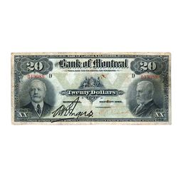 $20.00. Sept. 3, 1912. CH-505-52-06. No. 19089. PMG graded Very Fine-20.