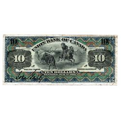 THE UNION BANK OF CANADA. $10.00. July 1, 1912. CH-730-16-06. No. 029877/A. PMG graded Very Fine-25.