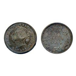 1858. ICCS Very Fine-30.