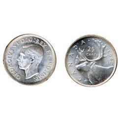 1942. ICCS Mint State-65. Brilliant.