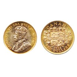 $10.00 Gold. 1912. Choice AU-58. Yellow gold. Lustrous.