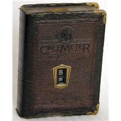 CALEMETER COIN BANK. A Coin A Day Keeps It Up To Date. 'The Imperial Life Assurance Company of Canad