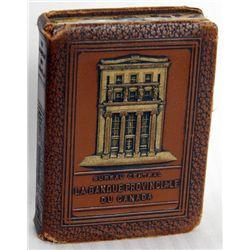LA BANQUE PROVINCIALE DU CANADA/BUREAU CENTRAL. Coin slot on top. Key lock, with key present. Serial