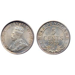 1929. Both ICCS and PCGS graded Mint State-65. A lustrous and very lightly toned Gem, with excellent
