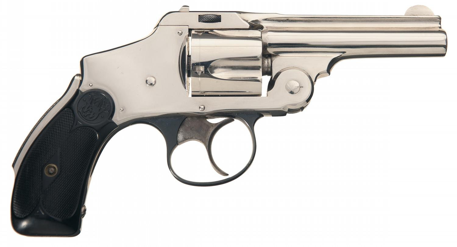 Smith and wesson serial numbers