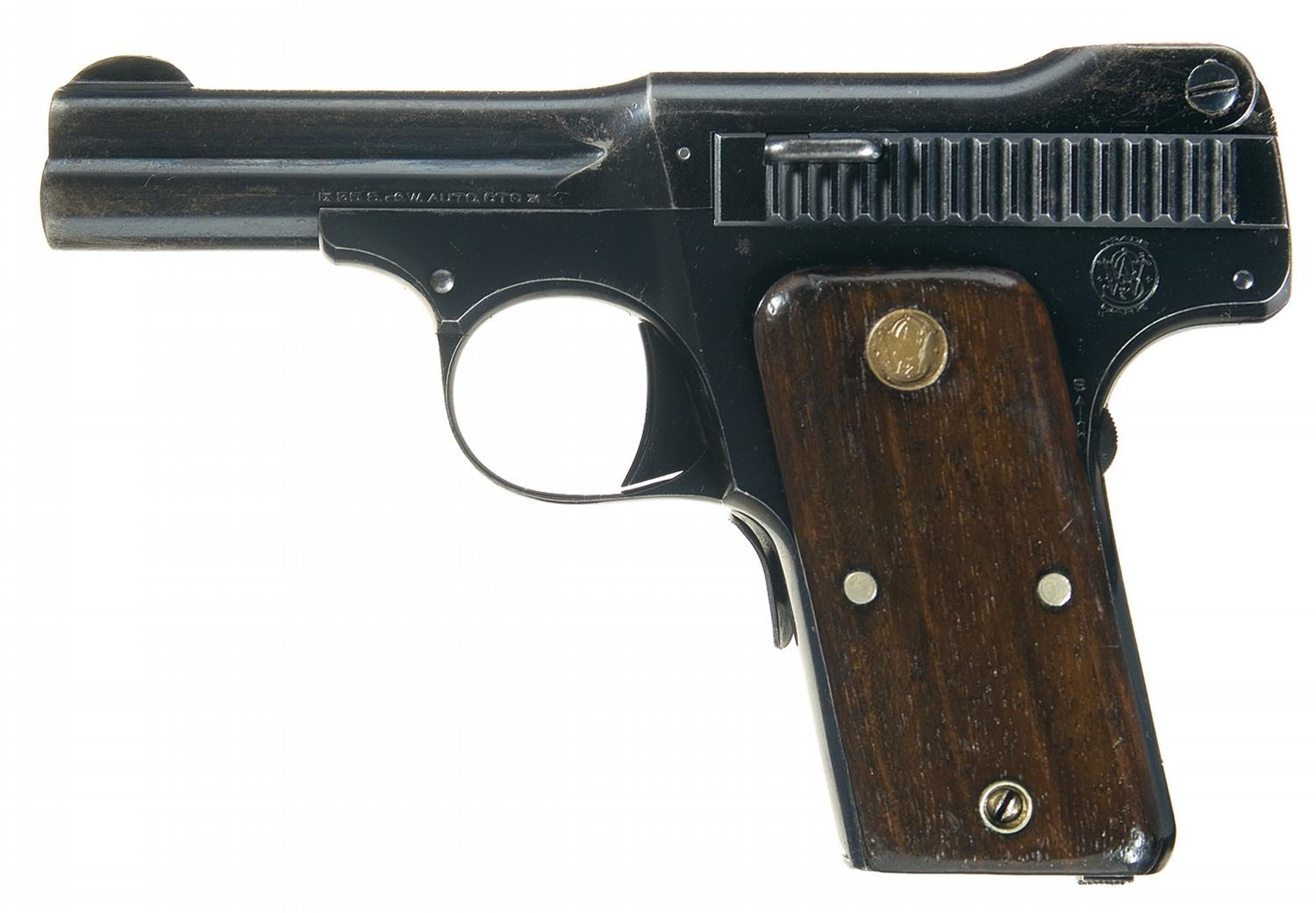 Wesson number lookup serial smith Old