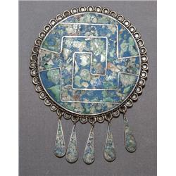 MEXICAN STERLING PIN