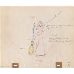 Snow White and the Seven Dwarfs Grim Natwich color model