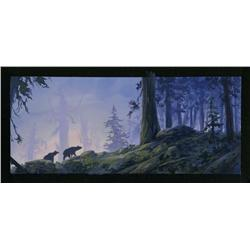 Brother Bear William Silvers concept painting