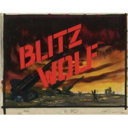 MGM Studios Blitz Wolf original title background