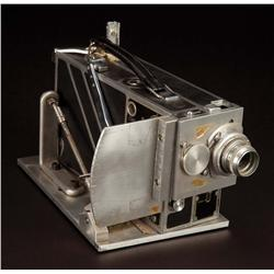Walter Lantz' personal Ciné-Kodak Special animation camera