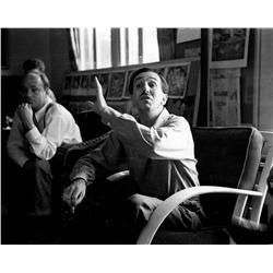 Collection of original vintage photos of Walt Disney and Disney w/ George Pal and Walter Lantz