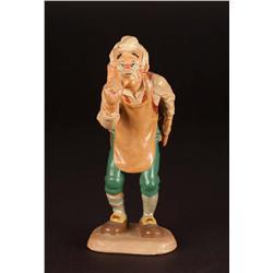 Original Walt Disney Geppetto maquette from Pinocchio