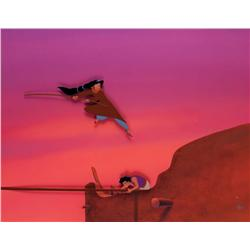 Original production background from Aladdin