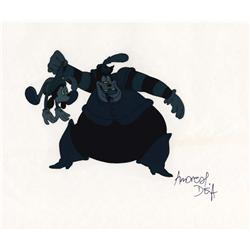 Original production cel from The Prince and the Pauper