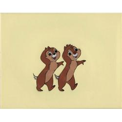Chip & Dale original production cel