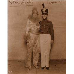 Set of 16 photos documenting of Marion Davies & Wm. Randolph Hearst