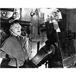 Original screen-used Robot costume from the Bela Lugosi film My Son the Vampire