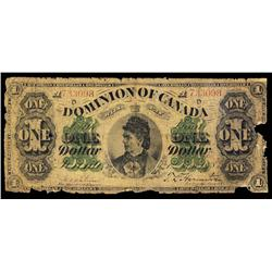 Dominion of Canada, 1878 Issue.