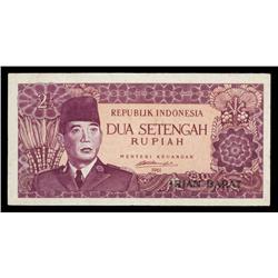 Irian Barat Overprint on Indonesia 1961 Issue.