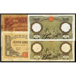 Banca D'Italia Quartet.