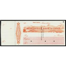 State Treasury Note, 1947 (1957) Issue.
