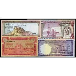 Saudi Arabian Monetary Authority and Haj Currency Quartet.