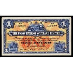 Nationale Bank Van Den Oranje Vrystaat Beperkt,1891 Issue.