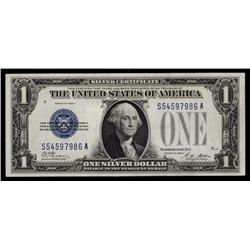 $1 1928A Silver Certificate, Fr#1601.