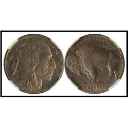 1926 P, 5C, NGC Graded UNC Details.