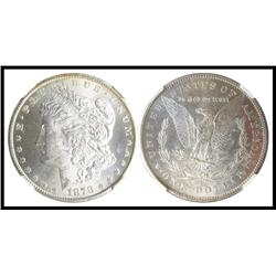 1878 CC S$1, NGC Graded MS 64