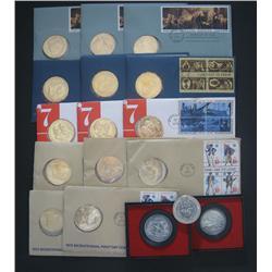 U.S. Modern Mint Medal Accumulation.