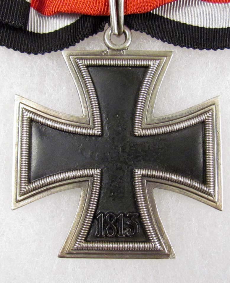 265d32f413f16 RARE GERMAN NAZI KNIGHTS CROSS TO THE IRON CROSS