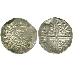 "England, ""long cross"" penny, Henry III (1216-1272), Northampton mint."
