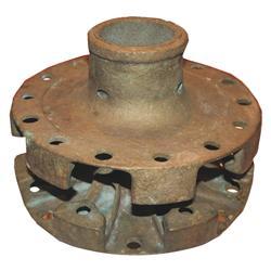 Shipwreck Brass cannon-wheel hub (Boer war).