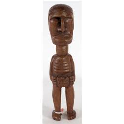 Totem - Figure Carrying Pot