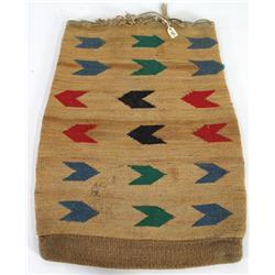 Corn Husk Flat Bag
