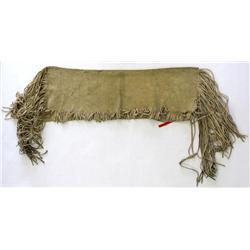 Fringed Saddle Blanket