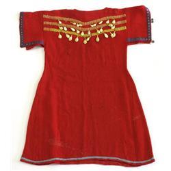 Child's Trade Cloth Dress